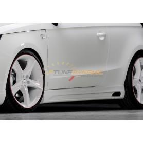 Bas de caisse droit Rieger pour Audi A1 type 8X