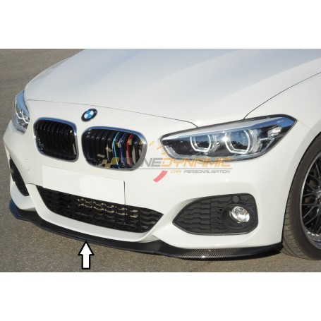 Lame de pare-chocs avant Rieger Carbone pour BMW SÉRIE 1 F20/21