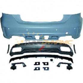 Rear bumper pack look AMG - catback for MERCEDES CLASSE A W176