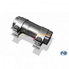 Kit de montage pour silencieux avant / intermédiaire ou tube de suppression