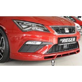 Ajout de pare-chocs avant Rieger pour Seat Leon 5F FR/CUPRA Facelift