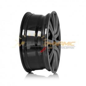 Collier bande diamètre 75 mm