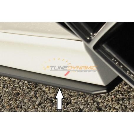 Extension de bas de caisse gauche Rieger pour Volkswagen Golf 7 DE SÉRIE/GTD/R