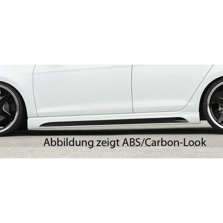 Bas de caisse Rieger pour Seat Leon 5F 3 portes Facelift