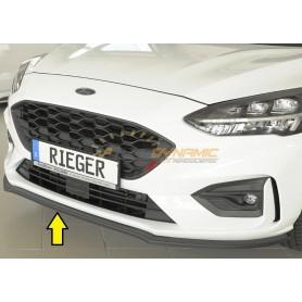 Rieger black front bumper blade for FORD FOCUS MK4 ST / ST-LINE