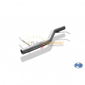 Stainless front silent removal tube for VOLKSWAGEN T5/T6 4-MOTION
