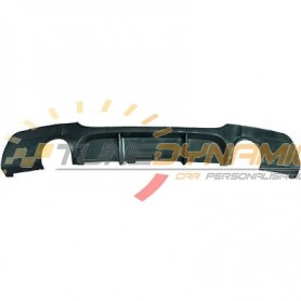 Diffuseur de pare-chocs arrière type M-Performance pour BMW SERIE 3 E90 2004-2012