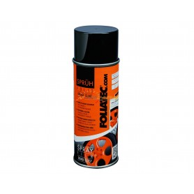 Bombe de 400 ml de Spray Film pour jantes orange brillant