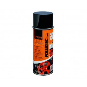 Bombe de 400 ml de Spray Film pour jantes rouge brillant