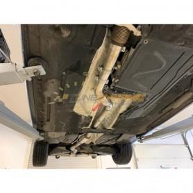 Silencieux avant inox pour BMW 330i XDRIVE TYPE F30/31