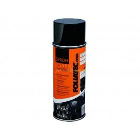 Bombe de 400 ml de Spray Film pour jantes anthracite métallisé