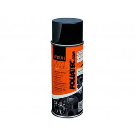 Bombe de 400 ml de Spray Film pour jantes gris brillant
