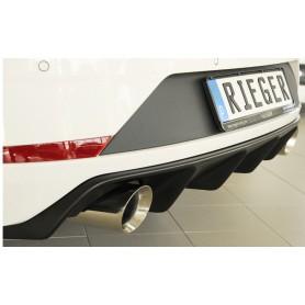 Silencieux arrière duplex sport inox pour Seat Leon 5F ST Faccelift