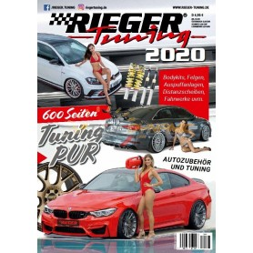 Catalogue Rieger Tuning 2020