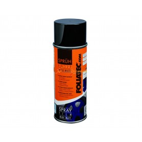 Bombe de 400 ml de Spray Film pour jantes bleu mat