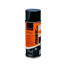 Bombe de 400 ml de Spray Film pour jantes gris carbone mat