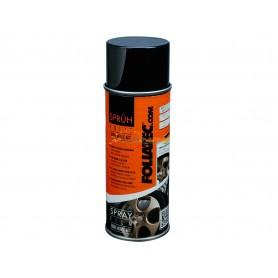 Bombe de 400 ml de Spray Film pour jantes bronze métallisé mat