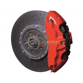 Kit peinture étriers de freins Foliatec RACING ROSSO