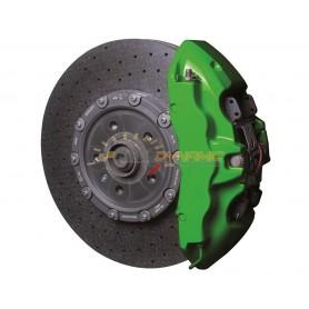 Kit peinture étriers de freins Foliatec VERT POWER BRILLANT