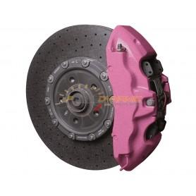 Kit peinture étriers de freins Foliatec ROSE METALLIC