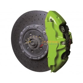 Kit peinture étriers de freins Foliatec TOXIC VERT