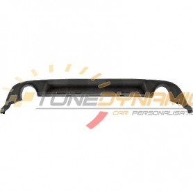 copy of Rear bumper diffuser look GTI for Volkswagen Golf 7