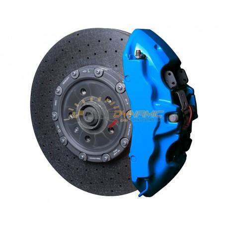 Kit peinture étriers de freins Foliatec GT BLEU