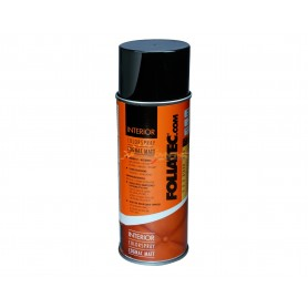 Bombe de peinture intérieur 400 ml Foliatec COGNAC