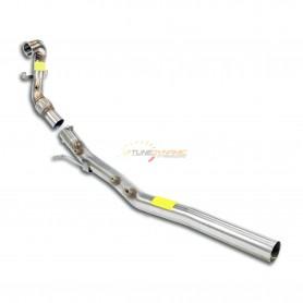 Downpipe (suppression FAP) avec tube de suppression de catalyseur pour SEAT ATECA CUPRA 4x4 TYPE 5FP