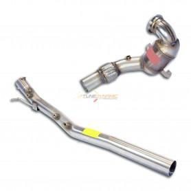 Downpipe (suppression FAP) avec catalyseur sport 200 CPSI pour CUPRA FORMENTOR 4X4