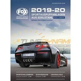 Catalogue Fox 2019-20