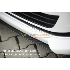 Rieger bumper blade for Volkswagen Golf 7