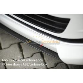 Rieger bumper blade for Volkswagen Golf 7