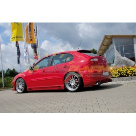 Rieger cash stockings for Seat Leon type 1M