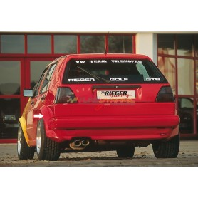 Rieger rear wing extension for Volkswagen Golf 1