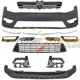 R-looking front bumper kit for Volkswagen Golf 7