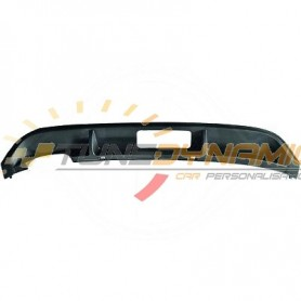 Rear bumper diffuser look R20 for Volkswagen Golf 7