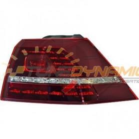 Feux arrière type origine LED pour Volkswagen Golf 7
