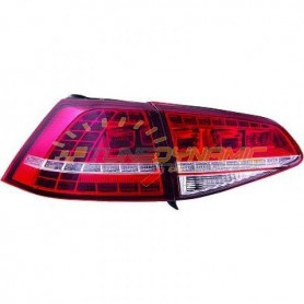 LED taillight kit for Volkswagen Golf 7