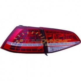 Kit feux arrière LED pour Volkswagen Golf 7