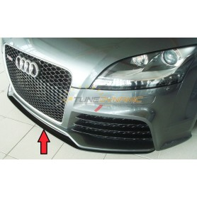 Front bumper blade for Audi TT RS type 8J