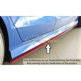 Extension de bas de caisse droit Rieger pour Audi A3/S3/RS3 type 8V S-LINE