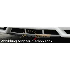 Lame carbon-look pour ajout de pare-chocs avant Rieger pour Seat Leon 5F FR/Cupra