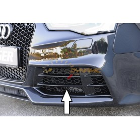 Left air intake for Rieger front bumper for Audi A4/S4 type B8/B81