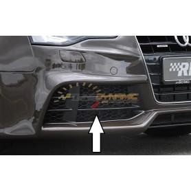 Entrée d'air droite pour pare-chocs avant Rieger pour Audi A4/S4 type B8/B81
