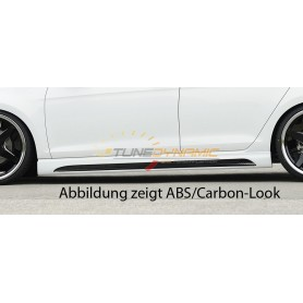 Rieger right cash stock for Seat Leon 5F 3 doors