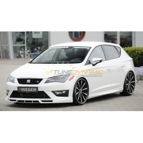 Rieger right cash stock for Seat Leon 5F 5-door