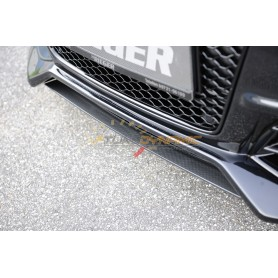 Rieger front bumper blade for Audi A4/S4 type B8/B81