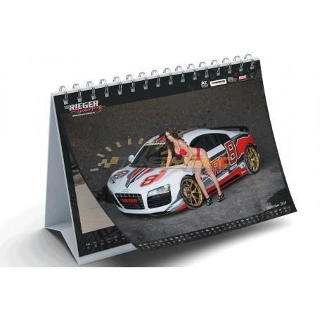 Rieger Office Calendar 2019-2020