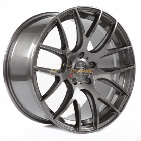 "RIM Z-PERFORMANCE ZP.01 CONCAVE GUNMETAL 8x19"" - 5x120 - ET40 - '72.6mm'"